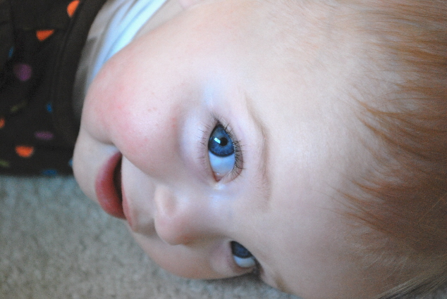 Angel Eyes!