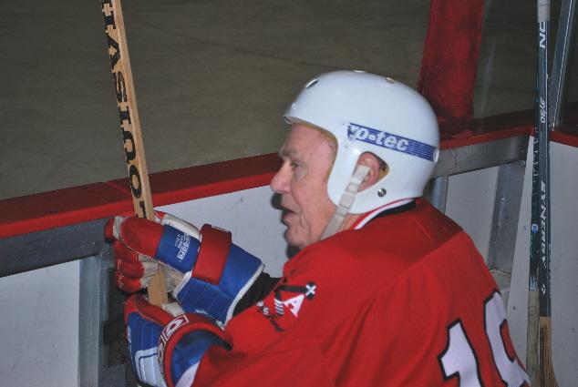 Grandpa Ray... 80 and still skating?