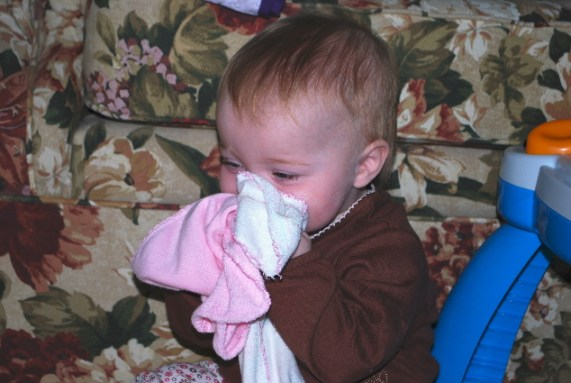 """I love these little """"spitties""""  they are so soft... and two or three at a time is my favorite way to hang on to them."""