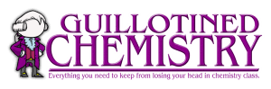 Guillotined Chemistry Banner