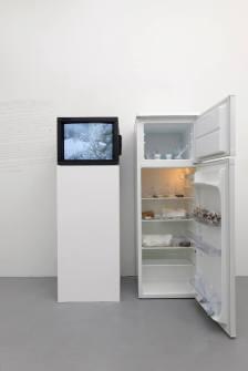 Juan Pablo Macias, WORD NOT TEXT NOT LAW, Galerie Michel Rein, Parigi. ©Aurélien Mole. Veduta di Bas, Banca dei sementi liberi da usura. I edizione, GuilmiArtProject 2015