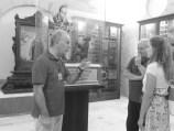 ricognizione al santuario di Casalbordino