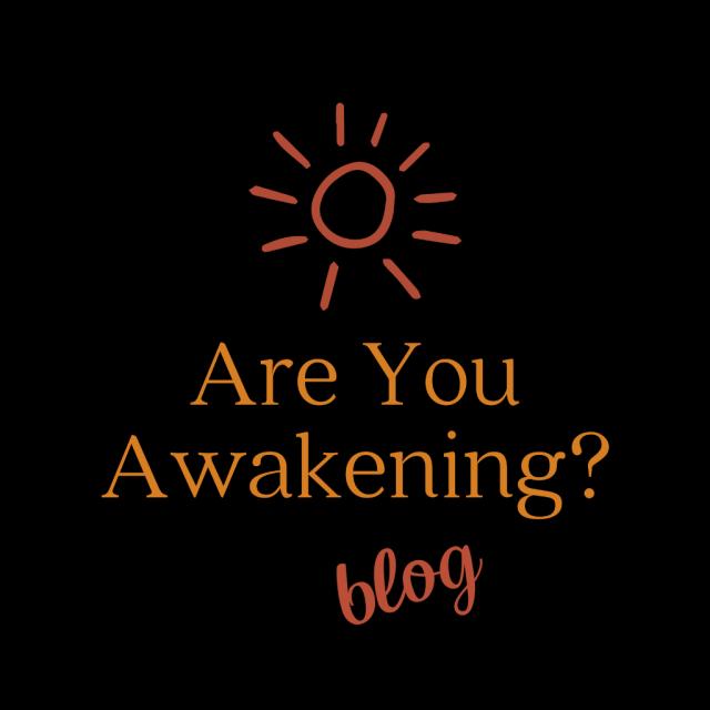 Are You Awakening Blog Logo