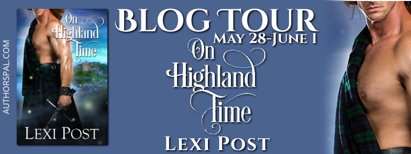 Blog Tour & Giveaway: On Highland Time by Lexi Post
