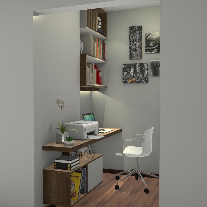 Bog da Guimar com a tendência do momento: Home Office