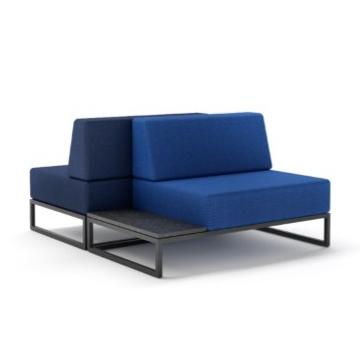 sofa modulado frente e verso