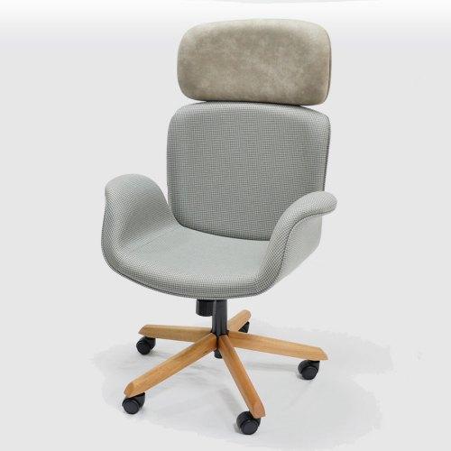 Cadeira Amanda presidente Office