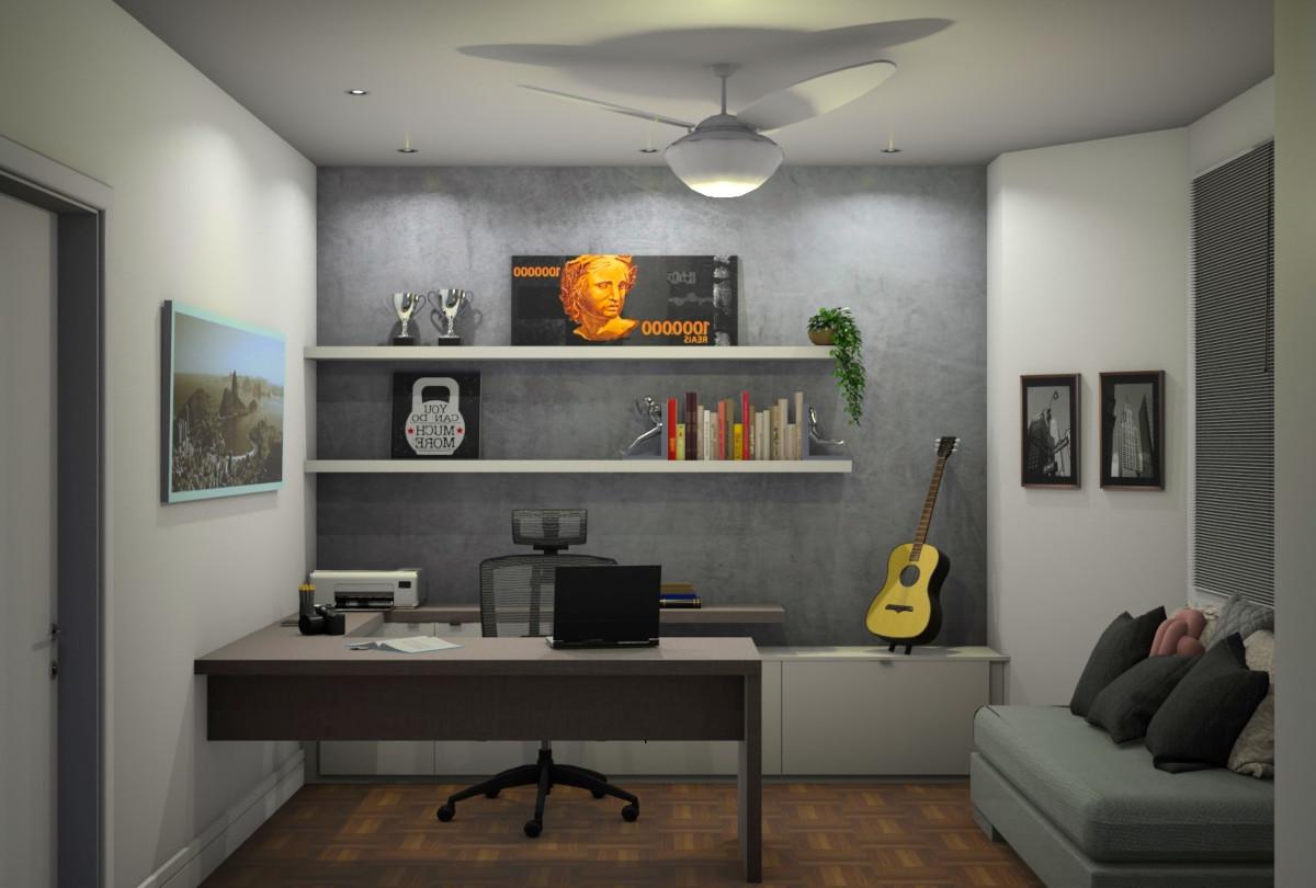home office moderno e funcional