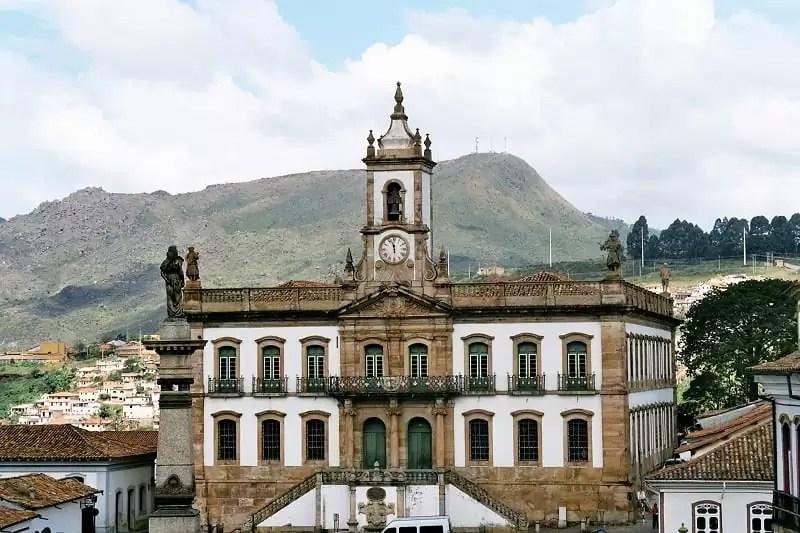 Excursões em Ouro Preto e Mariana