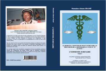 L'EXPERTISE JUDICIAIRE Tome I