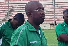 Mandjou Diallo, entraineur du Hafia FC : « Remporter le titre de champion »