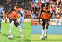 FC Lorient : Ibrahima Sory Conté et Mohamed Mara prolongent jusqu'en 2021