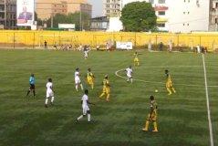 Ligue 1 Pro : Après la tempête, l'AS Kaloum enchaine les succès au stade de la Mission