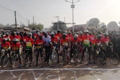 Cyclisme : C'est parti pour le Tour cycliste de Guinée dénommé ''Tour de la paix''