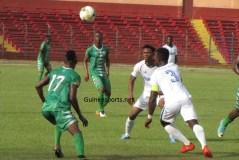 Ligue 1 Pro : Le Horoya AC remporte le classico, le Hafia FC se relance