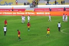 CHAN, Maroc 2018 : Le Soudan domine une équipe moribonde de la Guinée