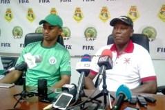 C2 /Hafia FC vs Energie FC : Akélé Stanislas prudent, M'Bemba Sylla confiant