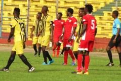 Ligue 1 Pro : Des fortunes diverses pour le Horoya AC, le Hafia FC et l'AS Kaloum