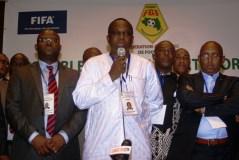 Assemblée générale de la Féguifoot : Bouba Sampil dit ses vérités à Antonio Souaré