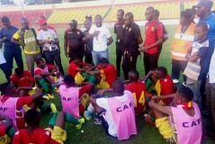 Football/CAN U-20 : La Guinée éliminée par la Mauritanie, à la surprise générale
