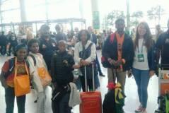 Football pour l'amitié : Les ambassadeurs guinéens sont arrivés à Moscou