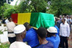 Page noire : Aboubacar Bruno Bangoura rejoint sa dernière demeure