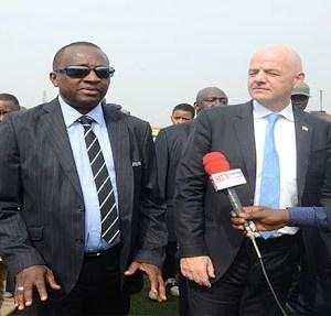 Le jugement de la Chambre de jugement de la Commission d'Ethique de la FIFA n'accorde aucune chance à Mr Antonio Souaré qu'il considère coupable de violation du code d'éthique de la FIFA.