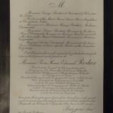 Annonce de mort Edmond Rodier