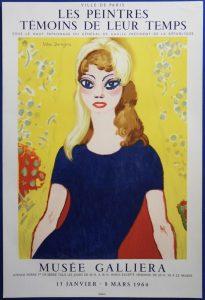Brigitte Bardot K. van Dongen 1964