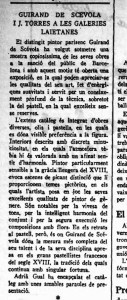 La Publicitat, 26 février 1933