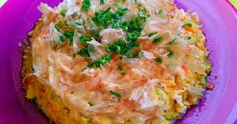 Tortilla Japonesa, Okonomiyaki