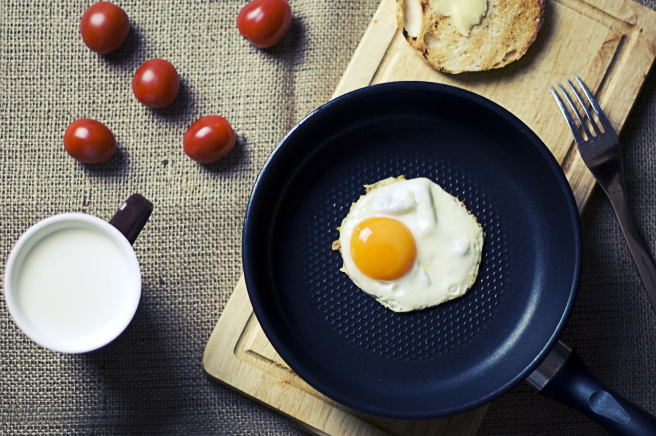 El HUEVO, la proteína más completa
