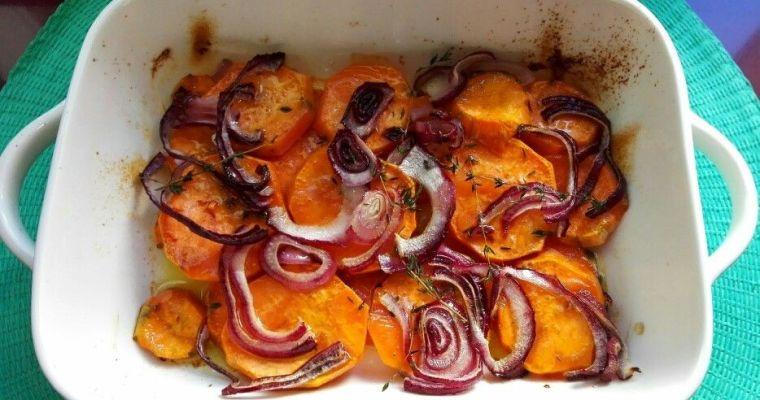 Boniato: Cómo prepararlo sabroso al horno