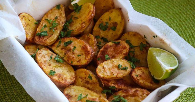 Patatas al horno. [Una receta muy fácil]