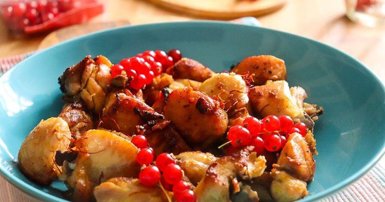 Pollo frito al estilo clásico. [Para amantes del pollo crujiente]
