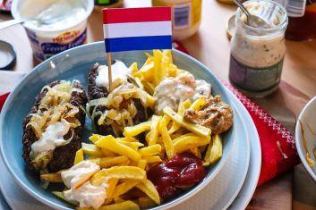 Frikandel, salchicha de Holanda
