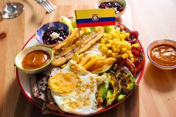 Churrasco de Ecuador