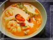 Sopa Marinus con arroz