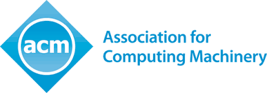 "The Association of Computing Machinery Logo, published to "" Helping Content: A Three-Part Approach to Content Strategy With Non-Profits"""