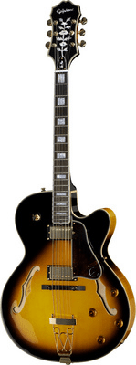 guitare jazz archtop
