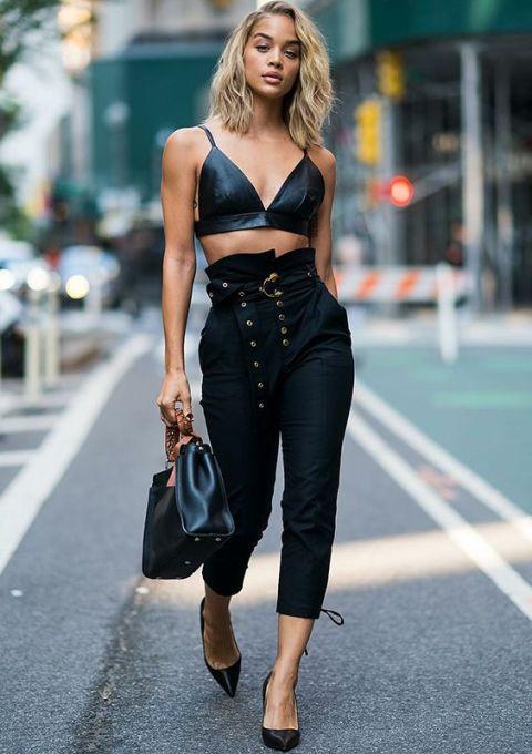 Victoria's Secret: o que as modelos usam para o casting da marca