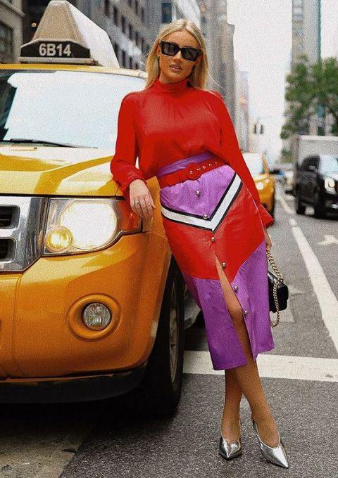 O que rolou no street style da semana de moda de New York