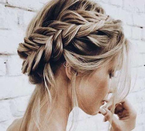 26 ideias de penteados com trança