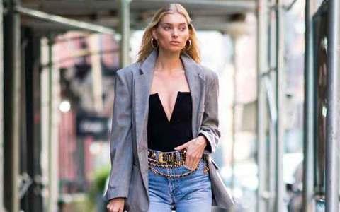 Street Style: Elsa Hosk