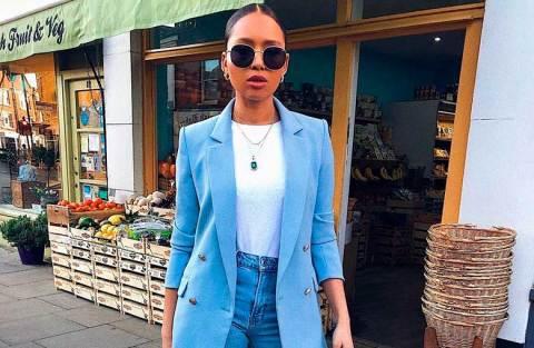 12 maneiras de usar blazer colorido