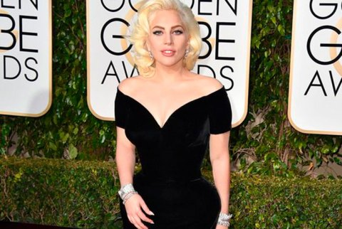 Top 5 looks maravilhosos do red carpet: Lady Gaga