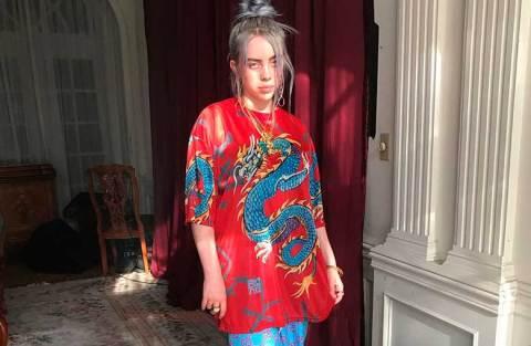 O estilo de Billie Eilish