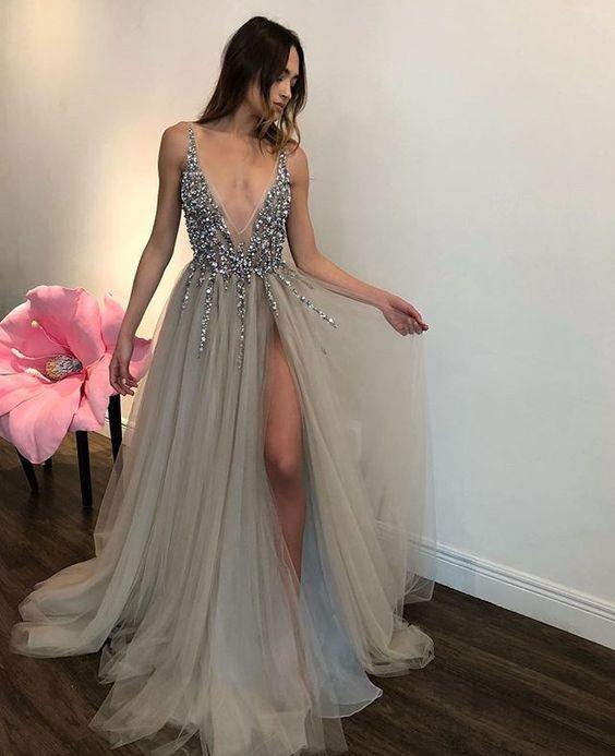 vestido de tule