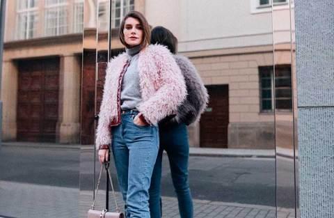 Como estilizar seu casaco de pelinho: 10 dicas