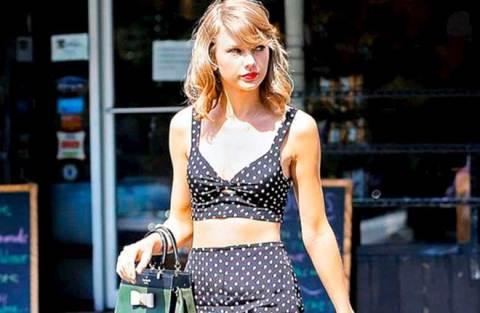 10 looks para copiar de Taylor Swift